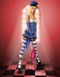 Alice: Queen of Diamonds