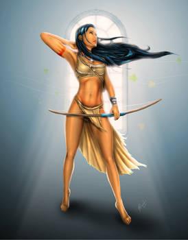 Pocahontas: Wind Legend