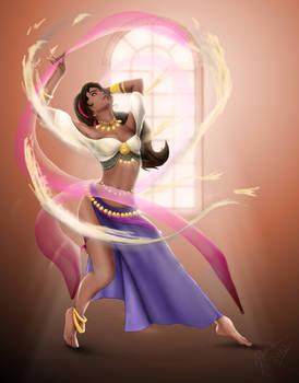 Esmeralda: Heaven's Hellfire