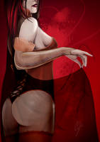 Halloween Vampire by steevinlove