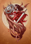Lady Sif the Shield Maiden