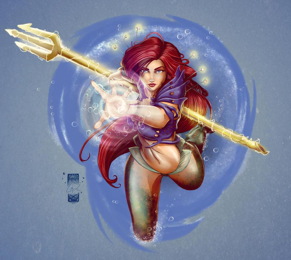 DOEK Ariel II by steevinlove