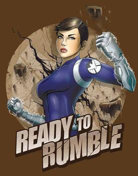 Quake Ready to Rumble