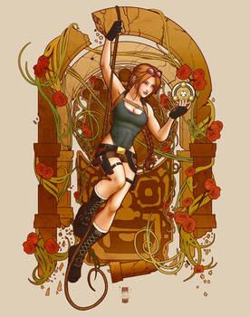 Lara: Raider Pour Le Scion