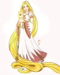 Rapunzel-White Mage