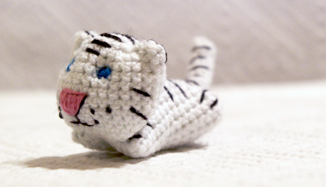 White tiger by tati000