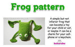 Frog pattern by tati000