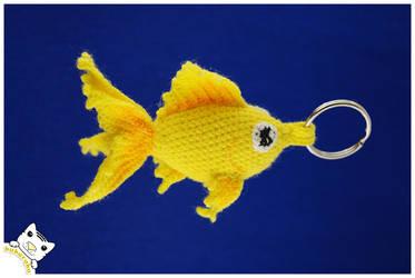 Fernanda, the goldfish by tati000