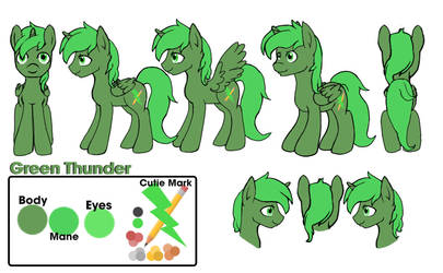 Green Thunder Reference Sheet 2.0
