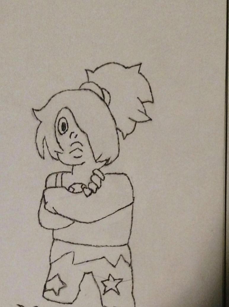 amethyst(Steven universe) by ninjazrule15