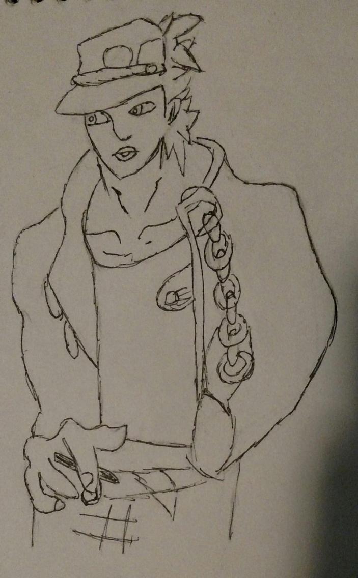 Jojo by ninjazrule15