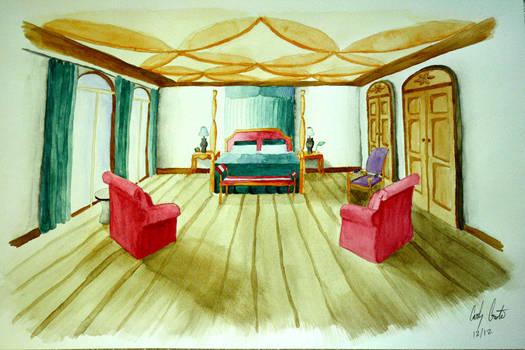Watercolor Rendering