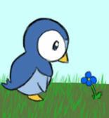 HappyBirthday V: piplup kawaii by GrayWolfShadow
