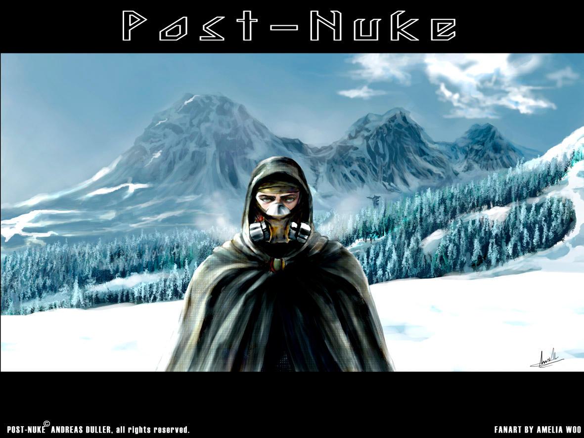 Post-Nuke Fanart by CrazyDwarf