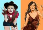 Doodle women