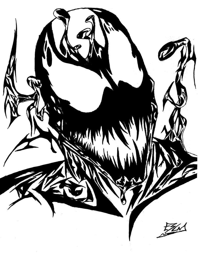 Carnage drawings