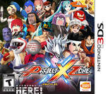Project X Zone And Knuckles But It Had Been Update