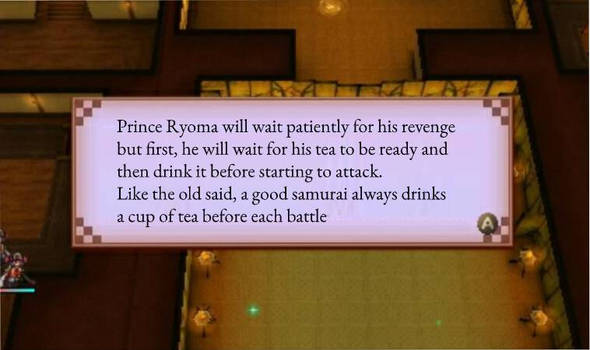 Ryoma Will Wait
