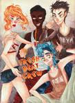 Fresh Beat Crew by Haruhi2034
