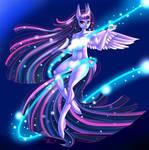 Knowledge and Magic - Princess Twilight Sparkle