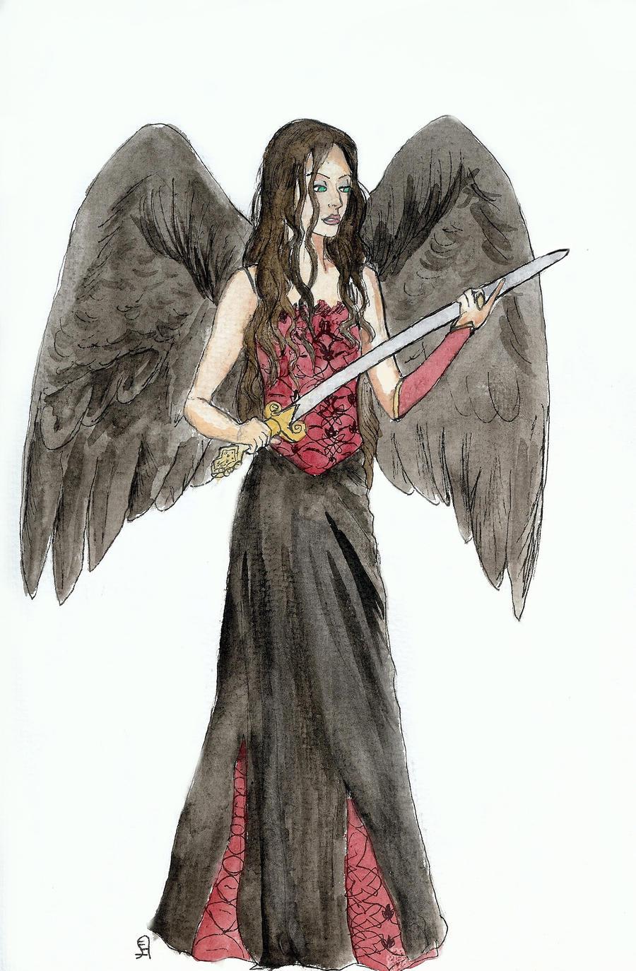 Blackbird Angel