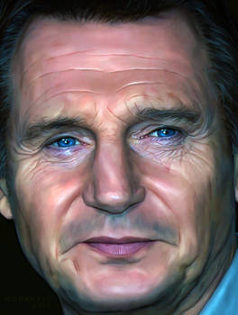 LiamLiam Neeson Portrait