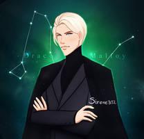 Draco Malfoy by sirene312