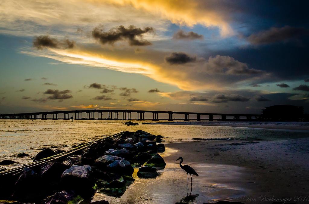 Destin Bridge by dbuckenmyer
