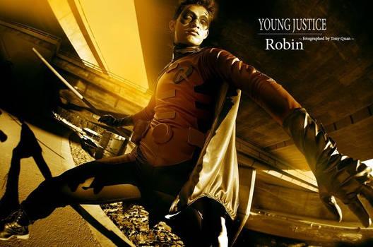 Yj Robin X Reader