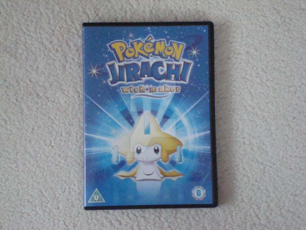 Pokemon Jirachi Wish Maker By Pokemonnumberonefan On Deviantart