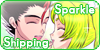 Sparkleshipping Stamp Button by MadKuroi