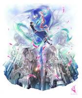 Final Fantasy XIII-2 by axel91