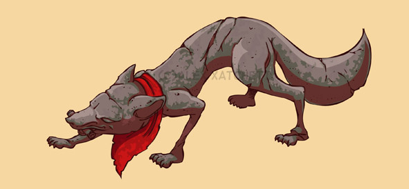 Autumn Army - Stone Fox by Xatchett