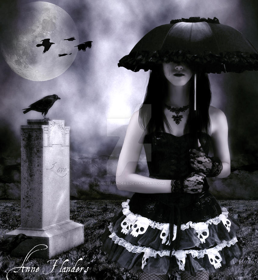 When Love And Death Embrace By AnneFlanders On DeviantArt