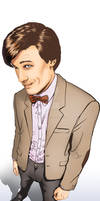 Eleventh Doctor Portrait