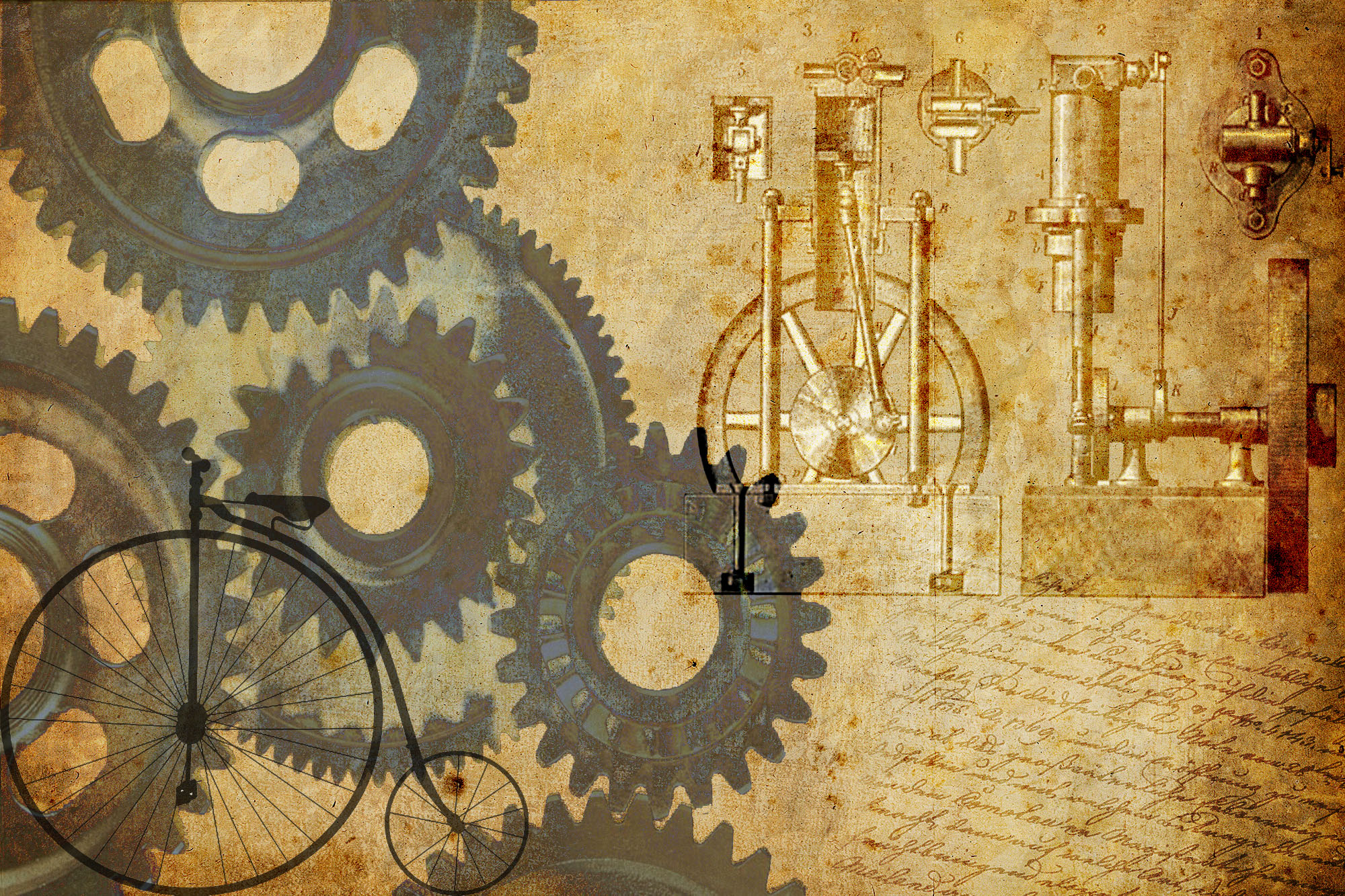 Steampunk Wallpaper By Satyrgod On Deviantart