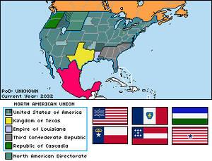 The Oneshot American Civil War II (KitFisto Ed.)