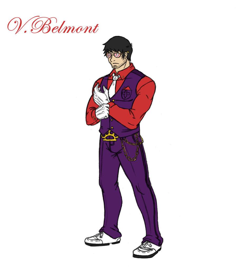 VictorBelmont's Profile Picture