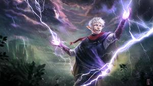 Lightning Juggler