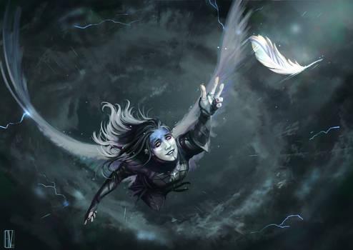 Yasha's wings