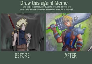 Draw It Again Meme