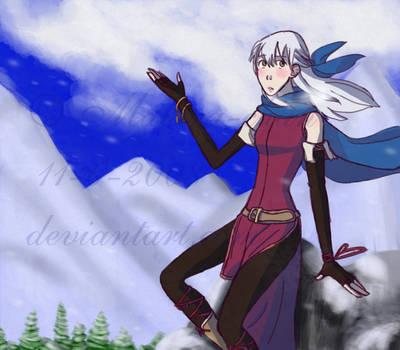 FE: Its Snowing Again by Mahira-chan