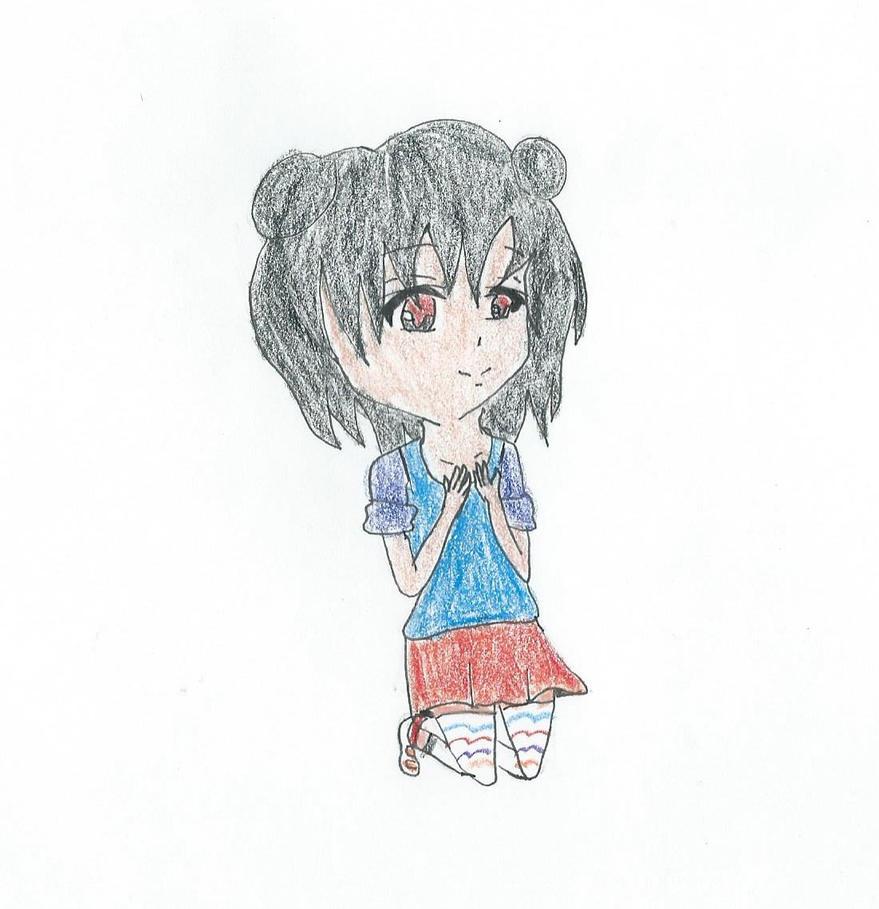 Chibi by FantasyEverythingEve