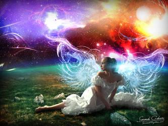 angel by soroart2