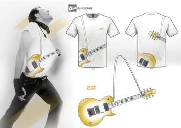 Rock Babe Rock by soroart2