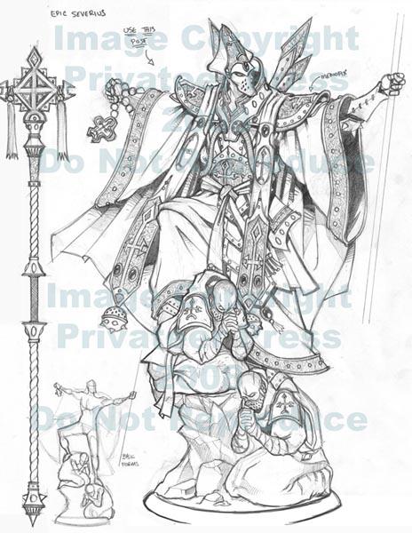 Epic Severius by cwalton73