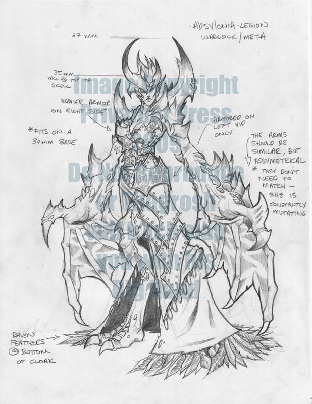Absylonia Legion Warlock