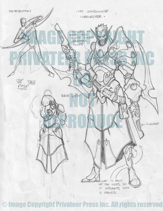Garryth, Blade of Retribution by cwalton73