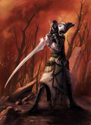 Nyal - Soulless Assassin