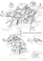 Trollkin Sluggers by cwalton73